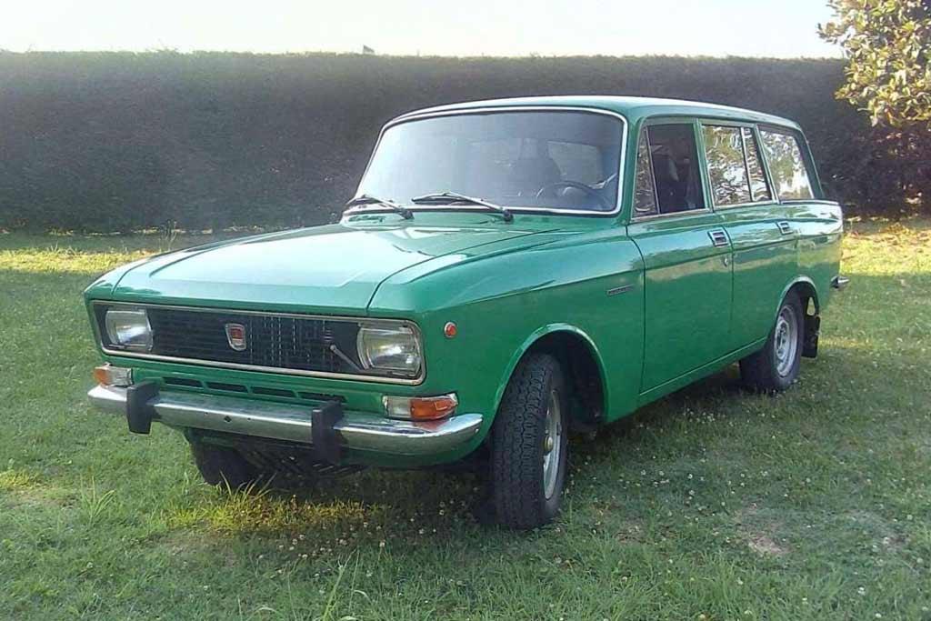 Москвич-2137 1978