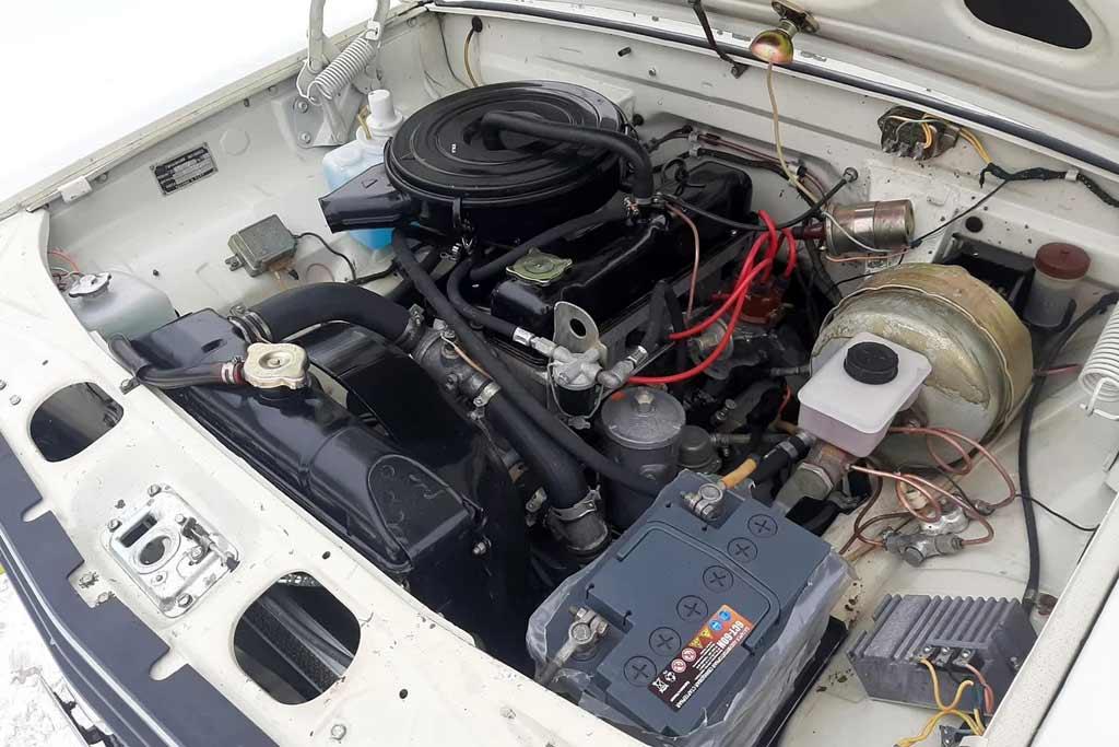 Как вчера с конвейера: в продаже 35-летний ГАЗ-24-10 в заводском состоянии