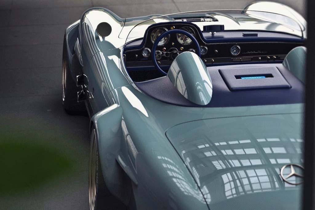 Mercedes 300SL Speedster