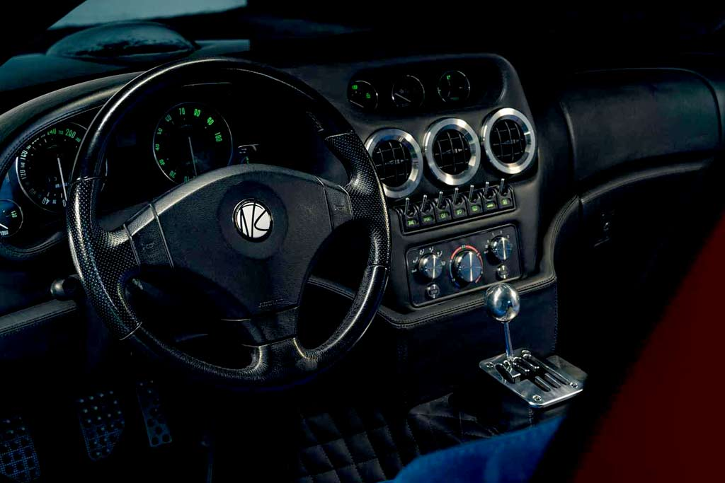 Феррари превратили в «хлебный фургон»: Breadvan Hommage на базе 550 Maranello