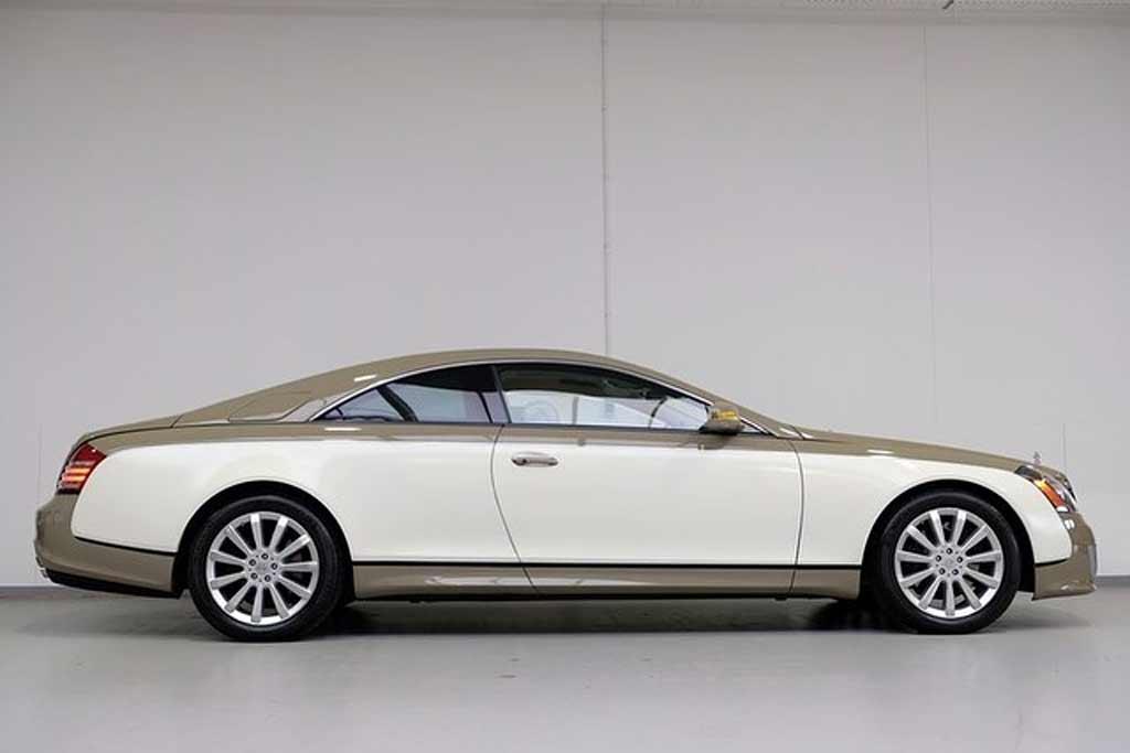 В Голландии продают Maybach 57S Coupe с красивой историей: нужен почти €1 млн