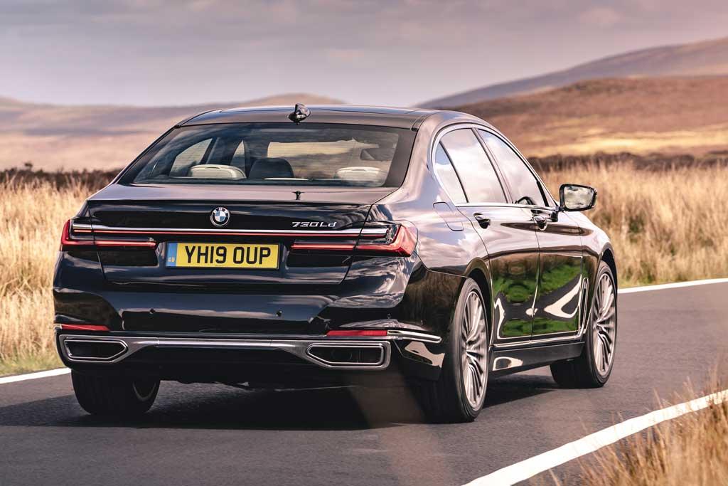 Владелец дизельной BMW 730Ld выяснил реальный запас хода на полном баке