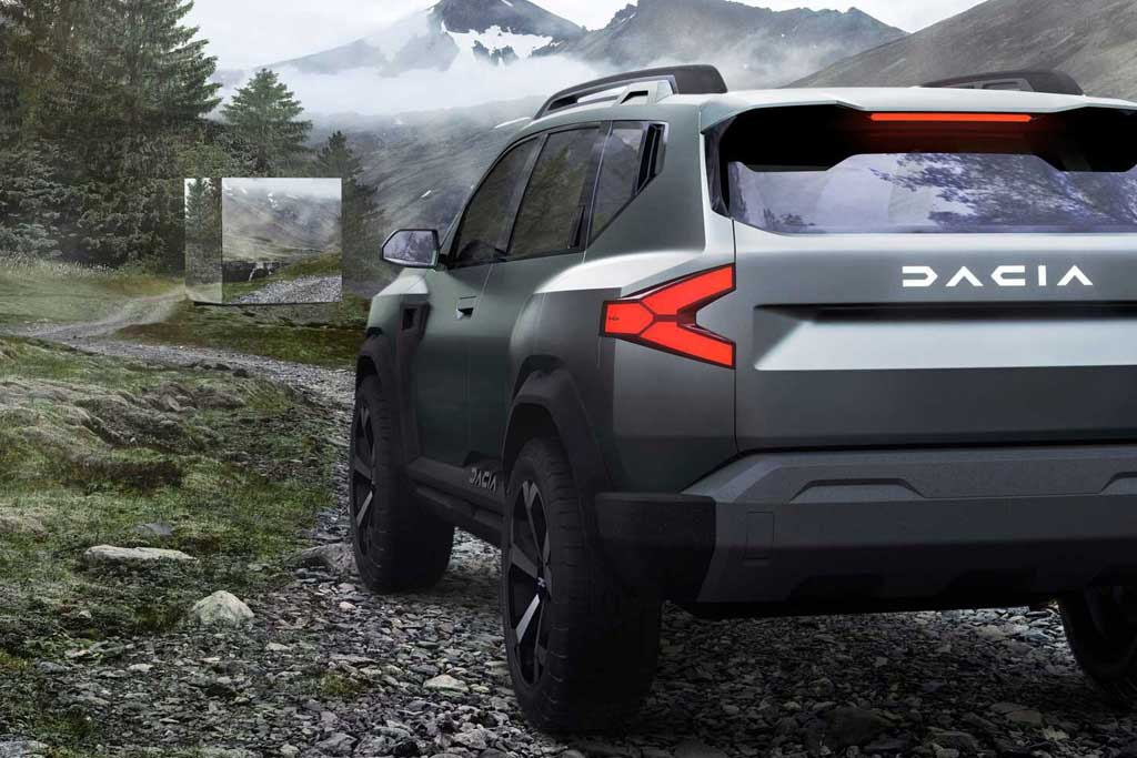 Взгляните на Dacia Bigster: это возможный прообраз будущего кроссовера Lada