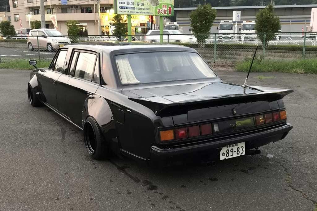 Toyota Century Limousine