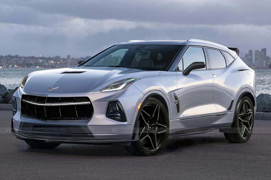 GM может выпустить конкурента Lamborghini Urus под брендом Corvette