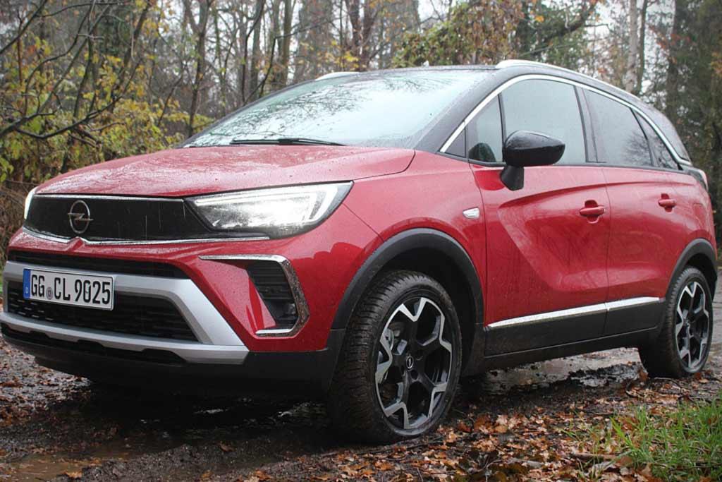 Opel привезет в Россию еще один кроссовер: продажи стартуют совсем скоро