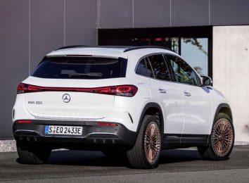 Mercedes EQA [year]
