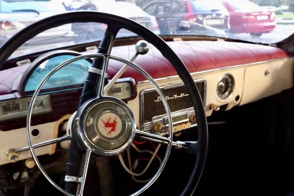 Шикарное купе на базе ГАЗ-21 за «копейки»: продавец нолик не дописал