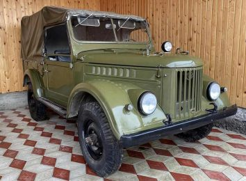 ГАЗ-69 1971