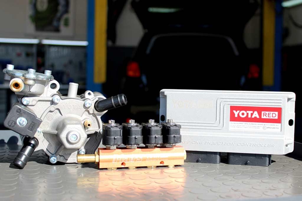 Эффективность использования ГБО 4 поколения на автомобиле