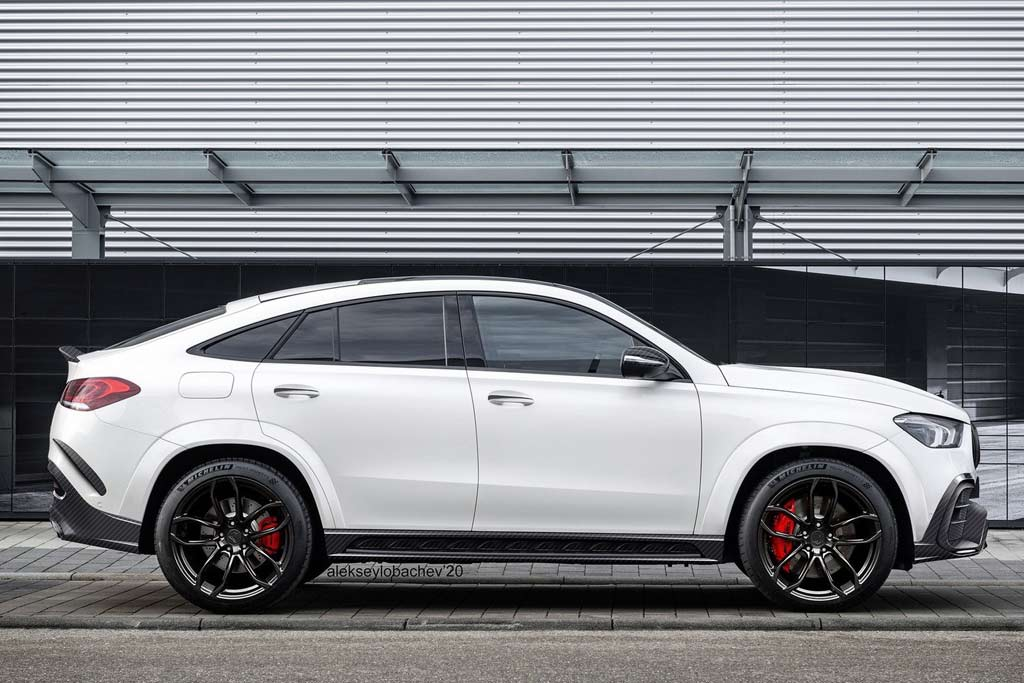 TopCar GLE Coupe Inferno