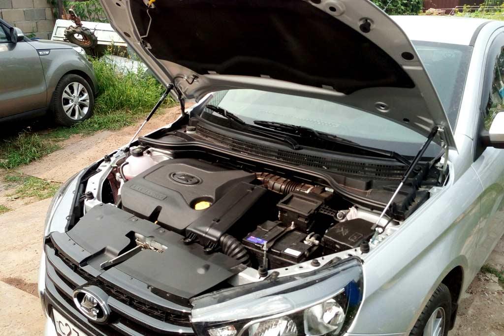 На 1,6-литровых моторах ВАЗ обнаружен серьезный заводской брак