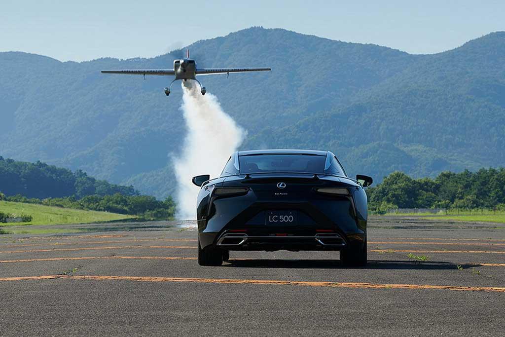 Сделают ровно 100 штук: Lexus LC 500 обзавелся спецверсией Inspiration Series