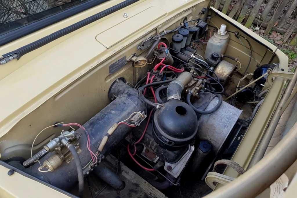 Любопытные факты про ЛуАЗ-969: сегодня этот автомобильчик стал экзотикой