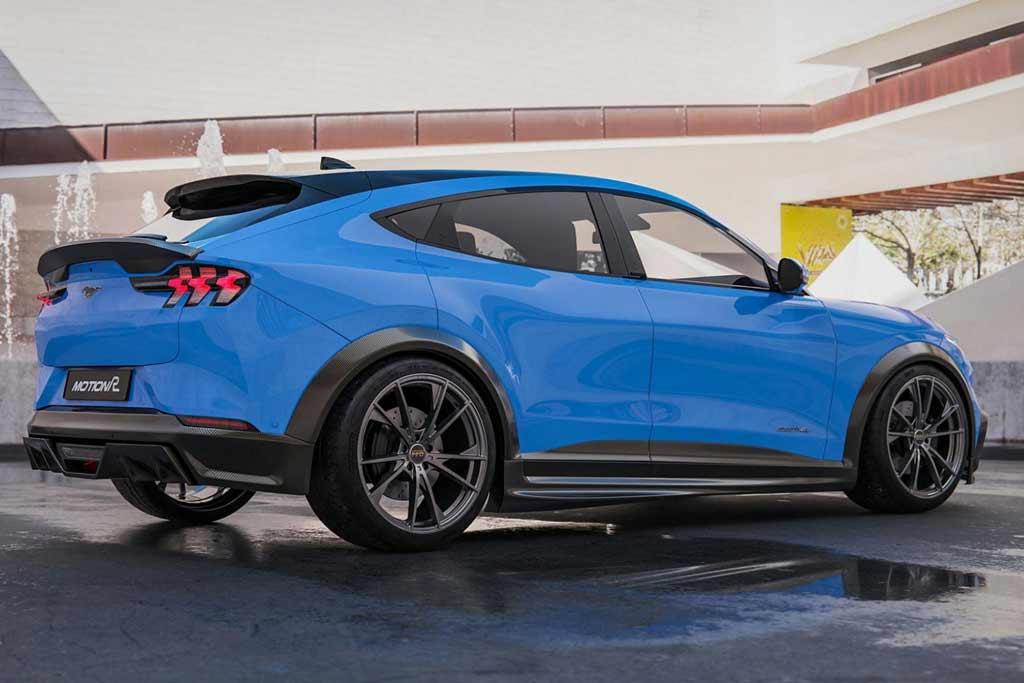 Motion R Mustang Mach-E