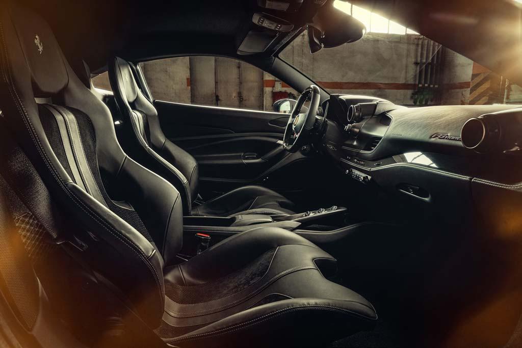 Ferrari F8 Tributo от ателье Novitec: больше мощности и стильный обвес