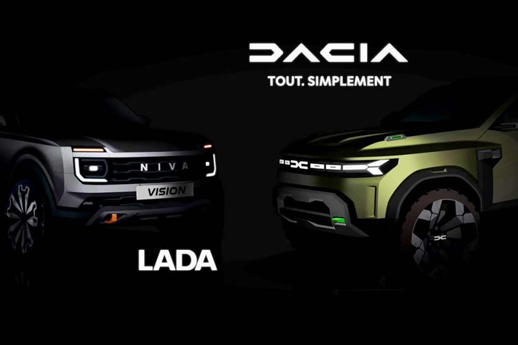 АвтоВАЗ перестанет разрабатывать новые Lada: впереди унификация с Dacia