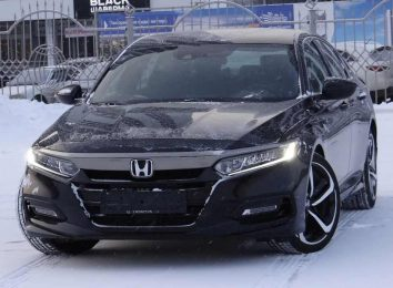 Отзыв о Honda Accord 10
