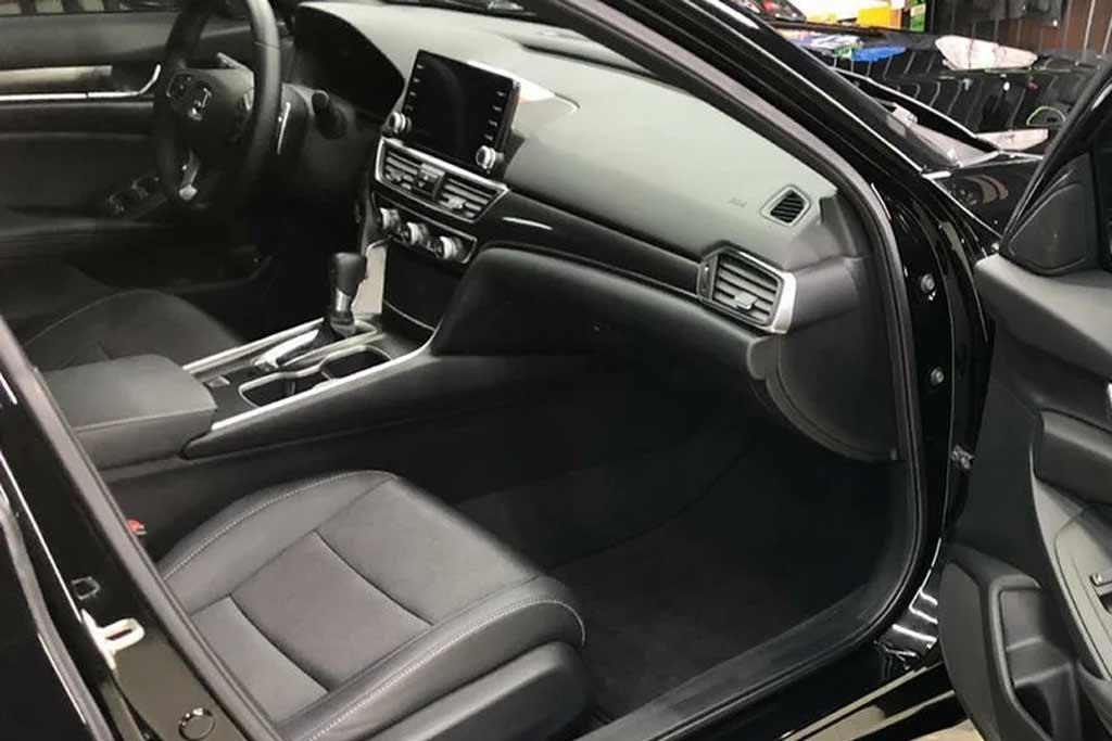 В России такая не продается: решил рассказать про свою Honda Accord 10