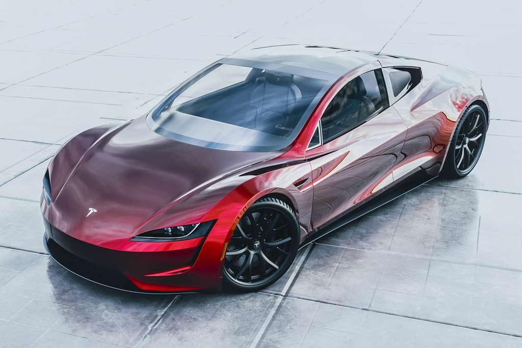 Илон Маск назвал сроки появления Tesla Roadster второго поколения