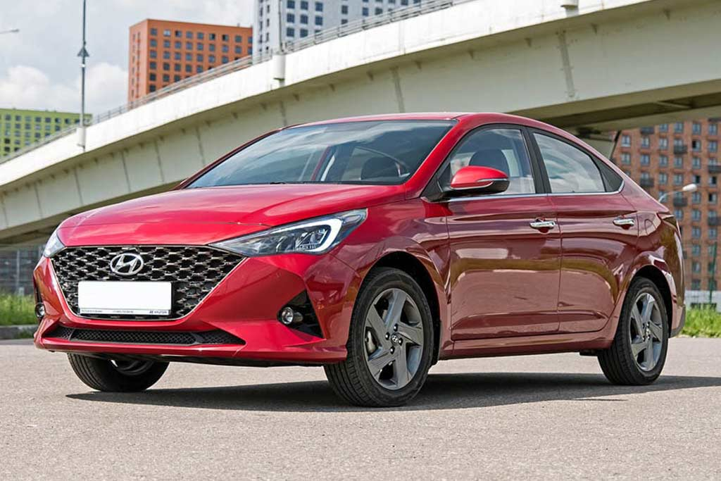 Hyundai Solaris 2 поколения