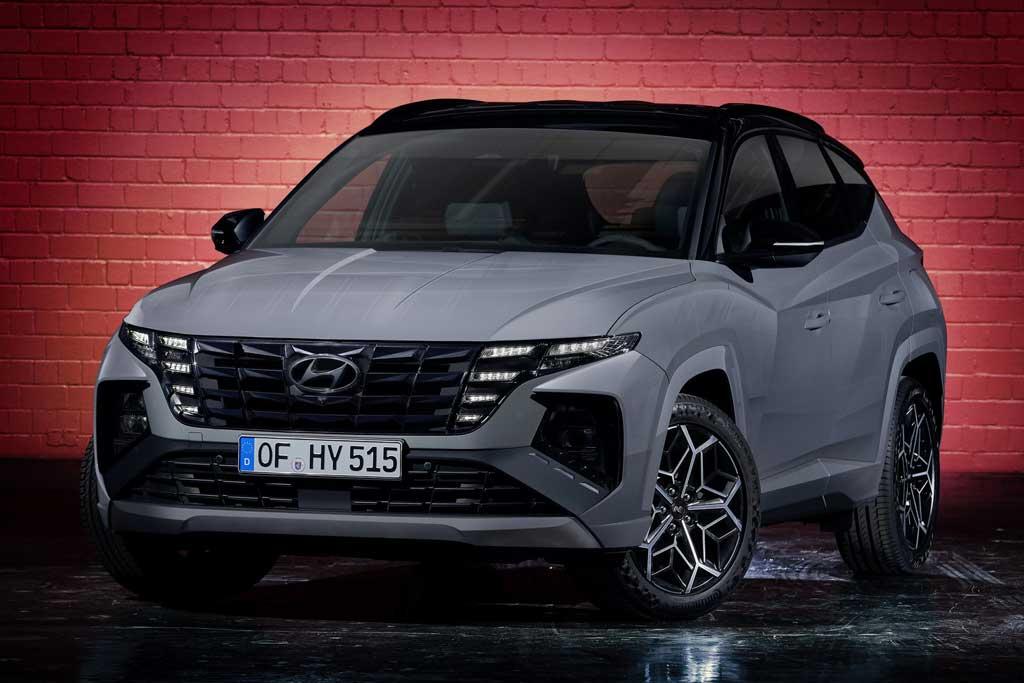 Новый Hyundai Tucson 4 получил «спортивную» версию N-Line