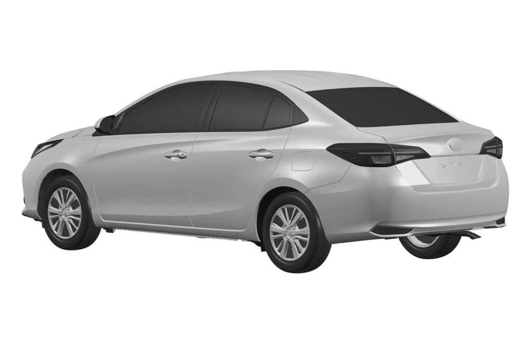 Бюджетный седан Toyota Vios запатентован в России: стоит ли ждать?