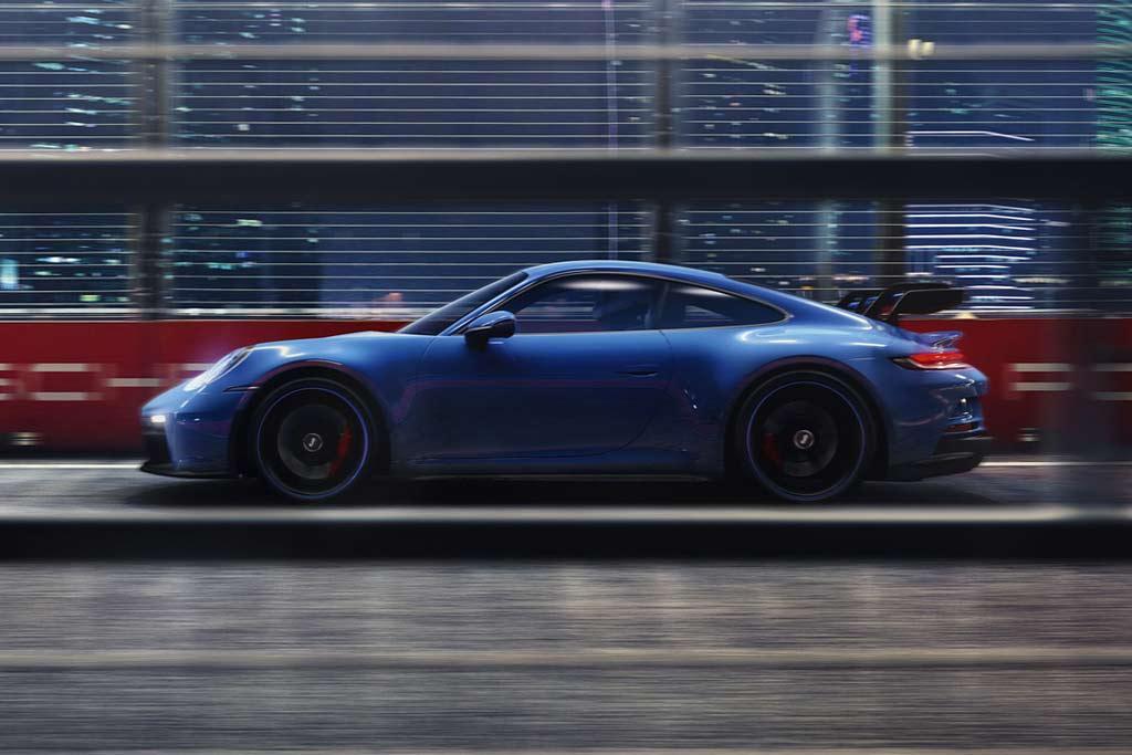 Новый Porsche 911 GT3 (992) оказался легче и быстрее предшественника