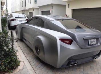 RR Wraith Бибера