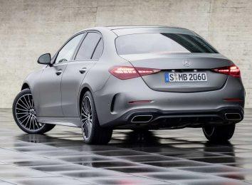 Mercedes C-Class [year]