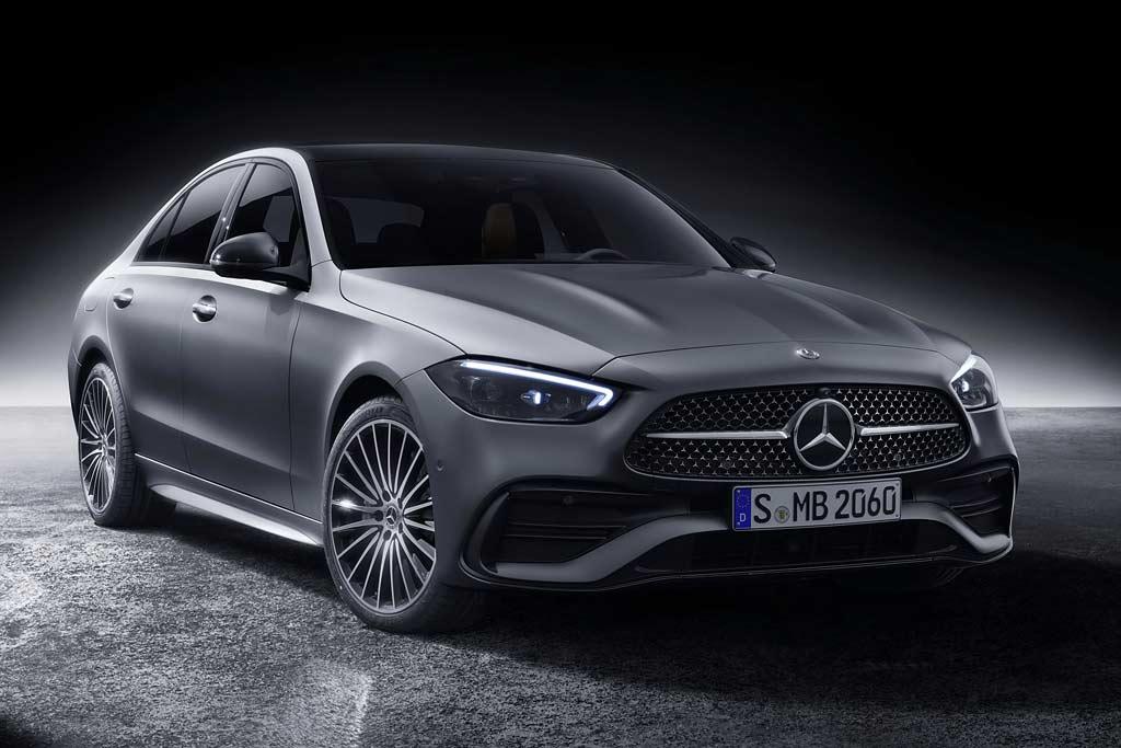 Mercedes C-Class 2021: представлена новая «цешка» в кузове W206