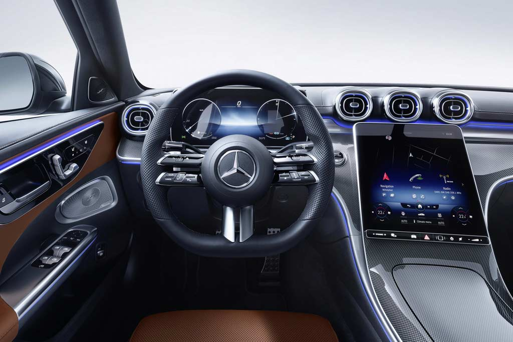 Mercedes C-Class 2021
