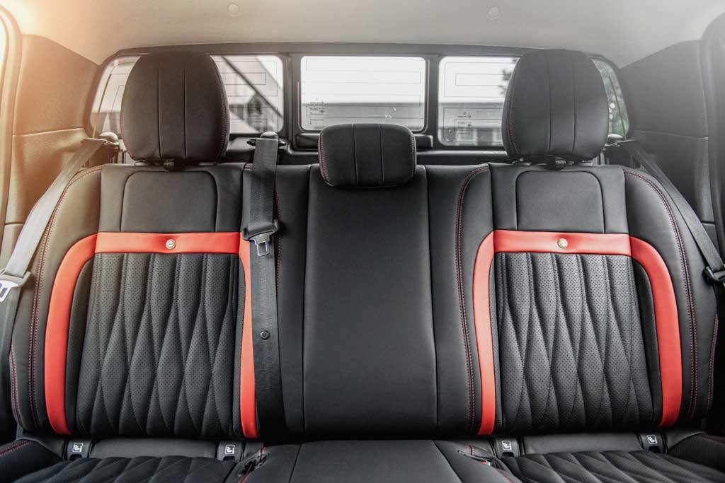 Mercedes X-Class от Chelsea Truck: обвес, колеса на 20″ и комфортный салон