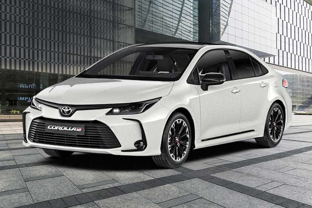 В России начались продажи Toyota Corolla и C-HR в исполнении «GR Sport»