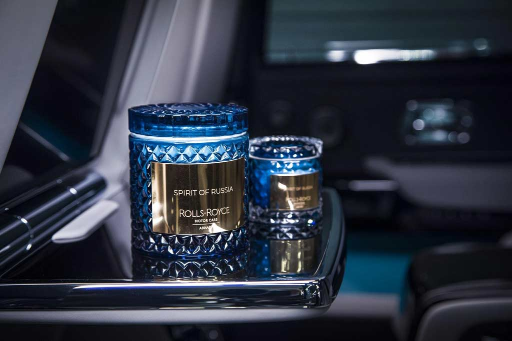 Rolls-Royce Cullinan Spirit of Russia