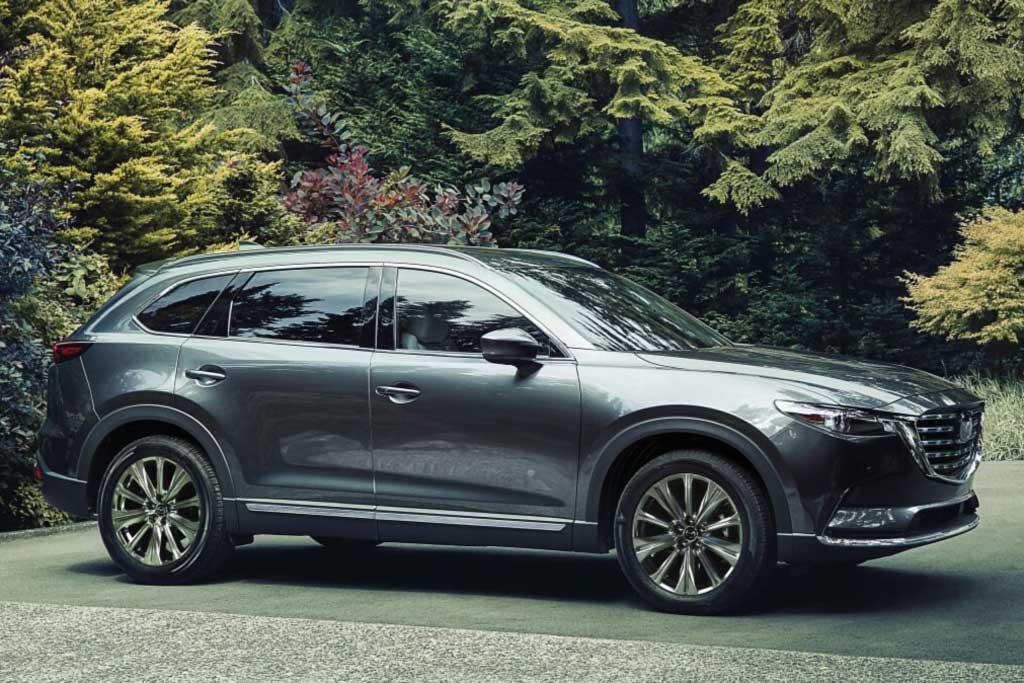 Mazda открывает в РФ прием заказов на флагманский CX-9 2021 модельного года