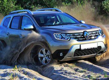Renault Duster II