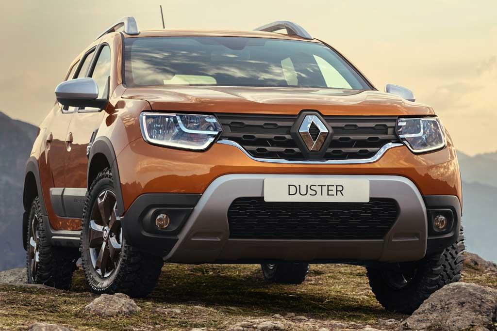 Озвучены комплектации и цены на новый Рено Дастер 2021 в России