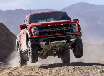 Ford F-150 Raptor [year]