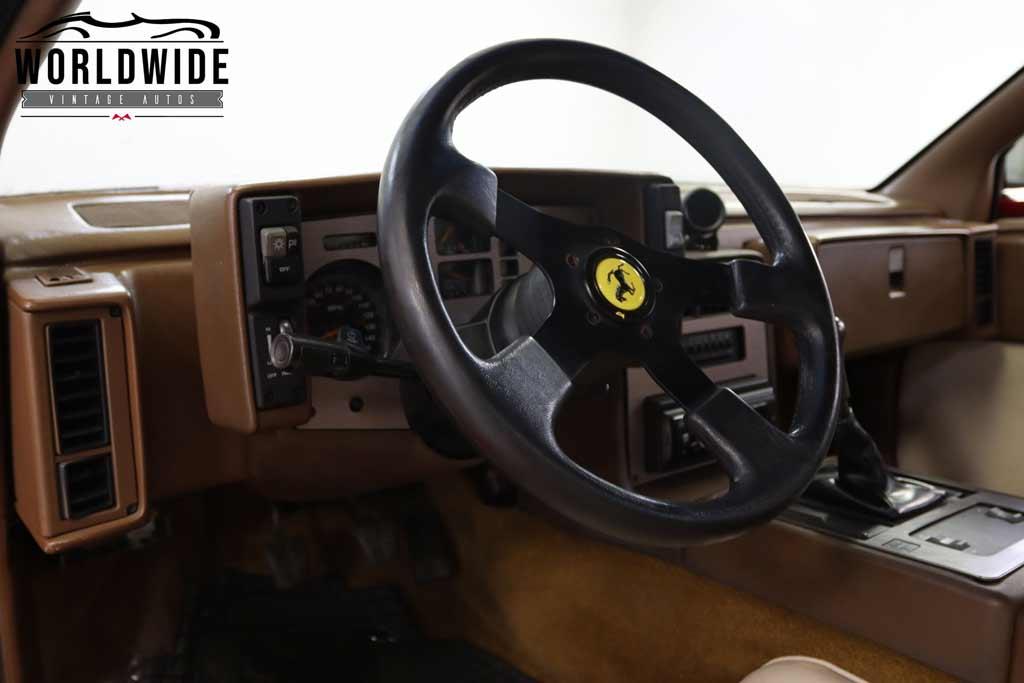 Что-то с ней не так: подозрительную Ferrari F40 продают за ₽1,8 млн