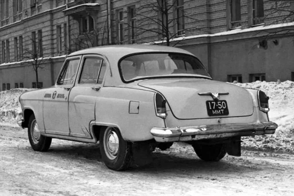 Любопытные факты про ГАЗ-21: интересная судьба легендарной «Волги»