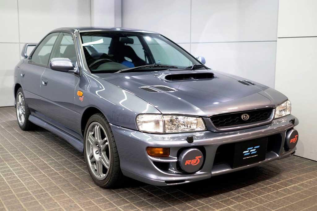 Subaru Impreza RB5 WR Sport