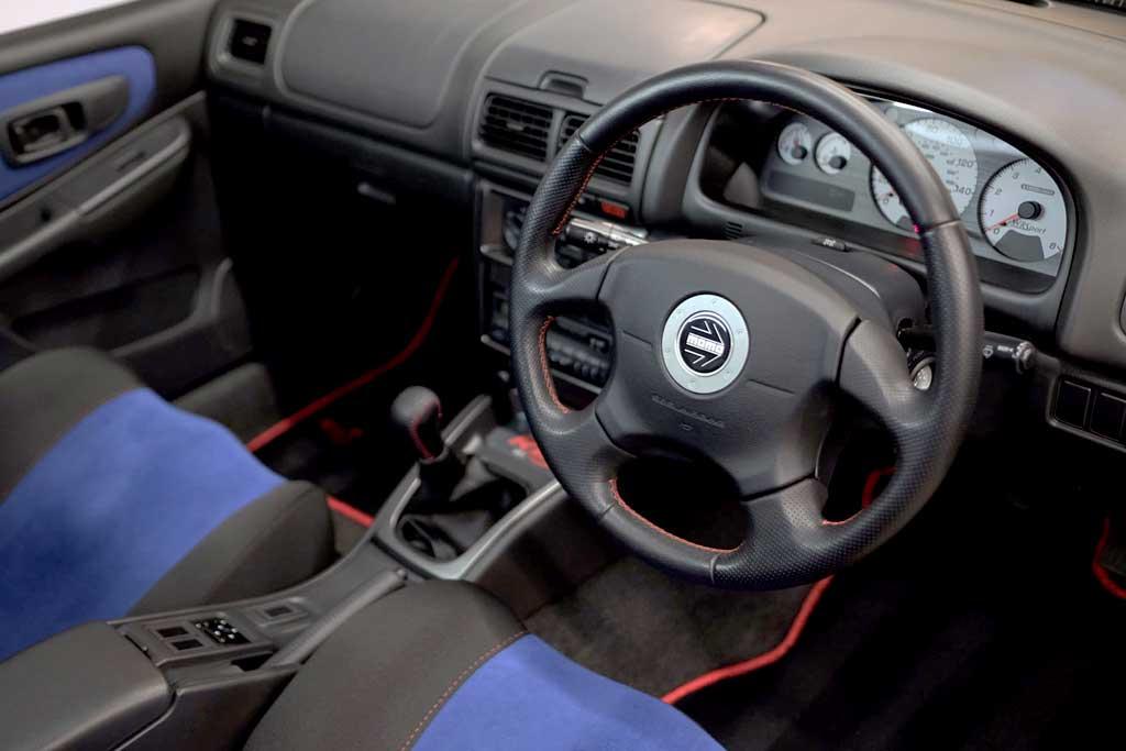 22-летнюю Subaru Impreza продают за 7 млн: перед нами редкая версия RB5 WR Sport