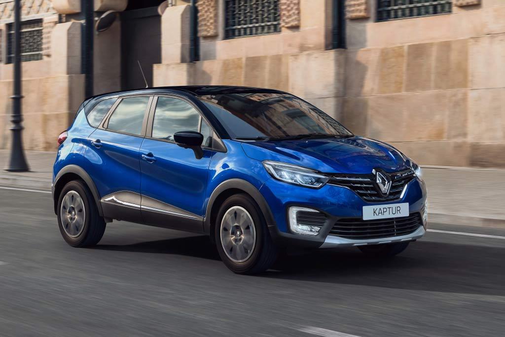 Где купить Renault Kaptur 2021