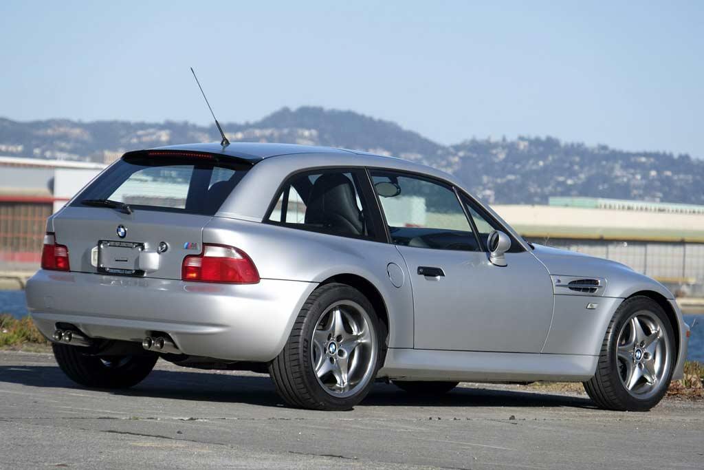 BMW Z3 M Coupe стал классикой и теперь стоит под 4,0 млн рублей
