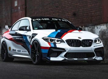 BMW MH2 GTR