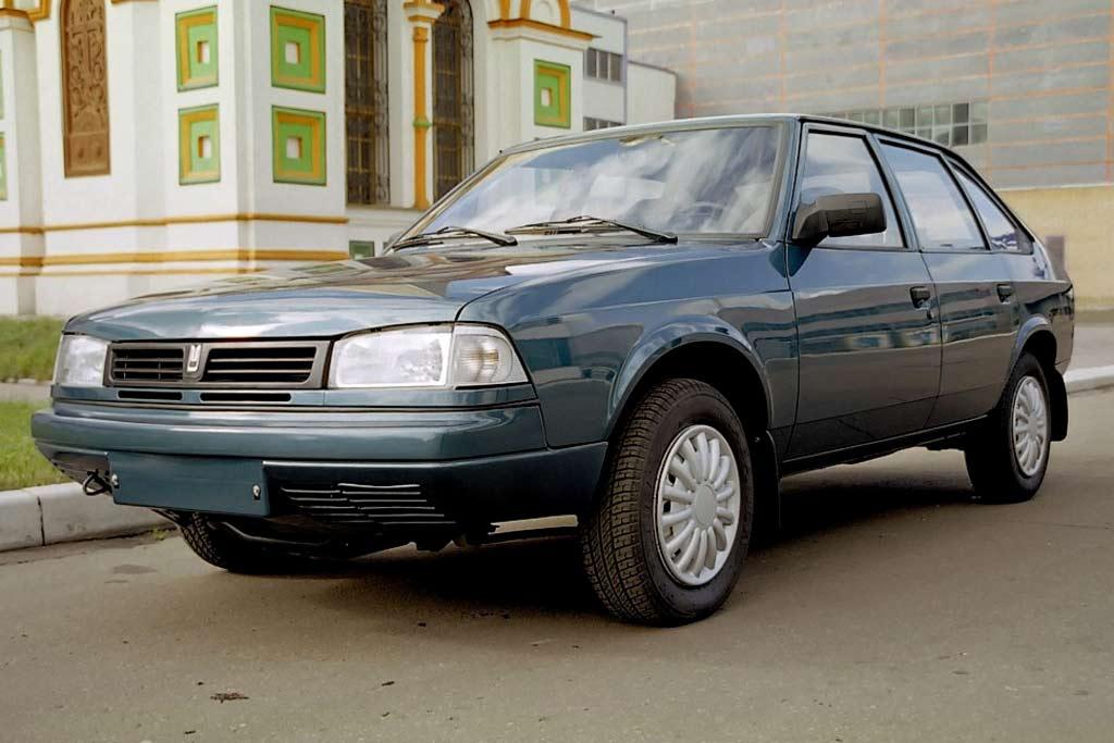 Сколько стоили новые «Москвичи» в 2001 году: окунемся в прошлое