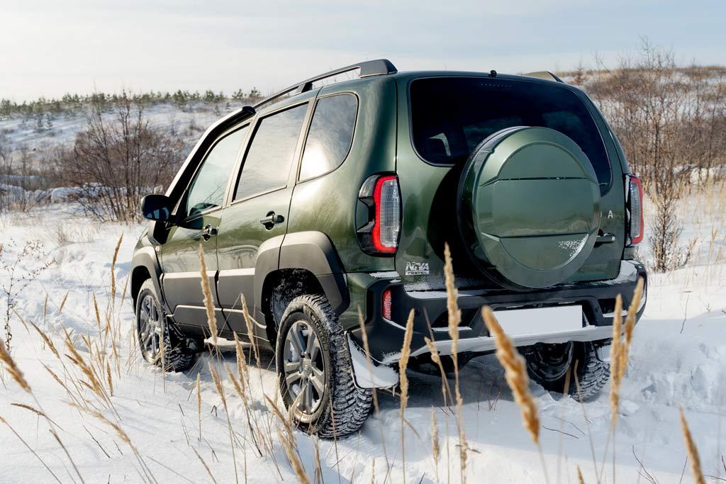 Lada Niva Travel в новом кузове