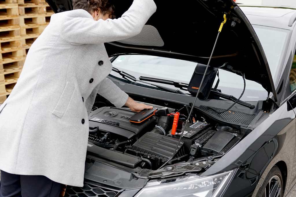 Портативное устройство от OSRAM запустит двигатель и зарядит гаджеты