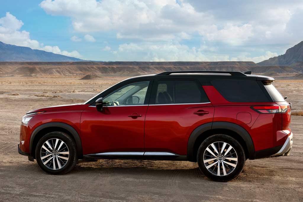 Nissan Pathfinder 2021: кроссовер пятого поколения должен появиться в РФ
